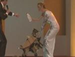 Maria Höfl-Riesch: Angriff der Milchziegen!