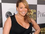 Mariah Carey: Badevergnügen mit Hund