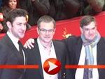 """Matt Damon und die Crew von """"Promised Land"""" posieren in Berlin"""