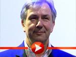 Klaus Wowereit spricht zu den Filmschaffenden
