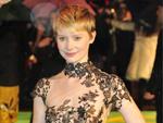 Mia Wasikowska: War früher langweilig