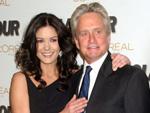 Michael Douglas: Große Stütze für Zeta-Jones