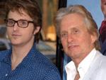 Michael Douglas: Unterstützt seinen Sohn im Gerichts-Drama