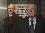 Michail Gorbatschow: (Be)sucht seine Wachsfigur!