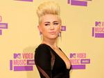 Miley Cyrus: Mann mit Schere vor ihrem Haus verhaftet
