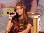Miley Cyrus: Konzertabsage wegen Halsschmerzen