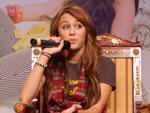 Miley Cyrus: Verteilt mit Ringo Starr und den Jonas Brothers Grammys
