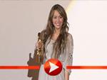 Miley Cyrus erhält den Goldenen Otto