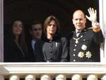 Nationalfeiertag in Monaco: Fürst Albert und die Grimaldi-Familie lassen sich feiern!