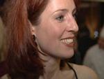 Monica Lierhaus: Reit-Therapie hilft gegen Schmerzen