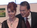 Monica Lierhaus: Starker Auftritt auf dem roten Teppich