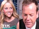 Monsters vs. Aliens in Berlin: Reese Witherspoon und Kiefer Sutherland stellen neuen Film vor