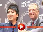 Star-Pianist Lang Lang ehrt Arend Oetker mit einem Kulturpreis
