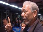 Morgan Freeman: Als abtrünniger Magier im Gespräch