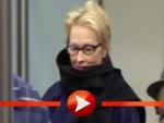 Meryl Streep landet in Berlin