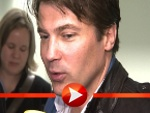 Nadja Auermanns Ex-Mann Wolfram Grandezka zum Urteilsspruch