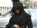 Naomi Campbell: Überfallen in Paris?