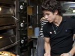 Nick Jonas: Liebestoller Pizzabäcker