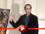 Der Kurzbesuch von Nicolas Cage in Berlin