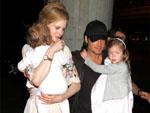 Nicole Kidman: Musikalisches Töchterchen