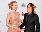 Keith Urban: Bewunderung für Nicole Kidman