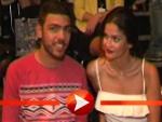 Noah Becker flirtet mit Shermine Shahrivar
