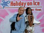 Uwe Ochsenknecht und Anna Milva Gomes: Singen für Holiday On Ice!