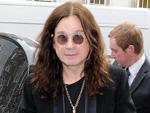 Ozzy Osbourne: Steckt sein Haar in Brand