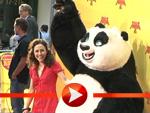 Anastasia Zampounidis: Sucht Ähnlichkeiten mit Panda Po