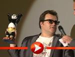 Jack Black: Freude über Berliner Bären