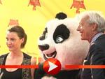 Jo Groebel: Liebt Süßes wie Panda Po