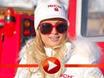 Paris Hilton in Ischgl