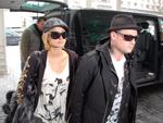Paris Hilton: Flüchtet von Doug Reinhardts Geburtstagsparty