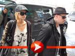 Paris Hilton und Benji Madden zeigen sich in München