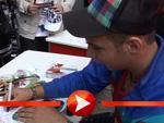 Pietro Lombardi: Autogramme schreiben bis die Finger bluten