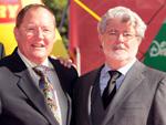 George Lucas ehrt Pixar: Goldener Löwe für die Animations-Spezialisten