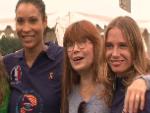 Deutsche Polomeisterschaft: Promis für Katja Ebstein auf dem Pferd!