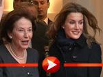 Prinzessin Letizia von Spanien in Berlin
