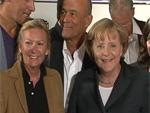 Angela Merkel : Zwischen Heiner Lauterbach und Jenny Elvers!