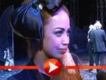"""Aura Dione bei der """"We Will Rock You""""-Premiere in Berlin"""