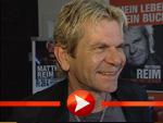 Matthias Reim: Bier gegen Lampenfieber