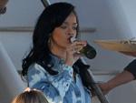Rihanna: Im Krankenhaus?