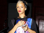 Rihanna: Krank durch '777'-Tour