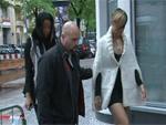 Rihanna trifft Miroslav Klose!