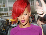 Rihanna: Entspannt vor der Glotze