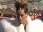 Rihanna: Sexy Foto-Shooting in Berlin!