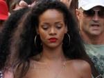 Rihanna: Schmerzhafter Urlaubsunfall