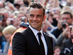 Robbie Williams: Truppen-Konzert