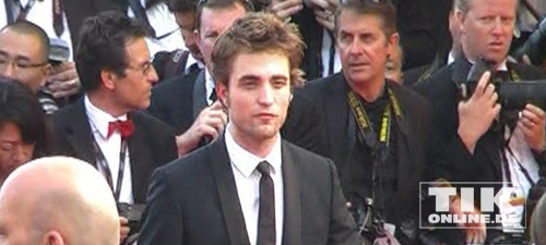 Robert Pattinson in Cannes (Foto: HauptBruch GbR)