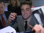 Robert Pattinson: Trennungsgrund SMS